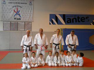 Eveil Judo 2008-09