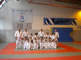 Poussins(es) 2004-05